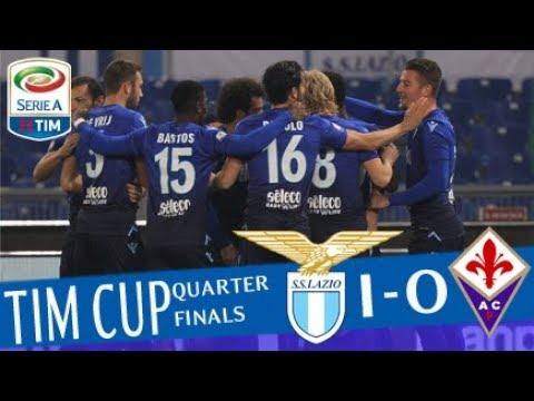 Lazio - Fiorentina 1-0 - Highlights - TIM Cup 2017/18