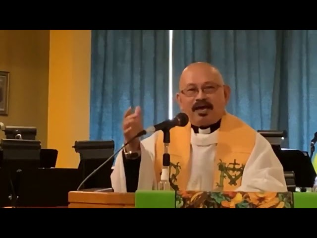 Celebration of Saint Francis Homily by Fr. Toting