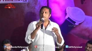 Prakash Raj Speech @ Temper Movie Success Meet - Jr. NTR, Puri Jagannadh, Kajal