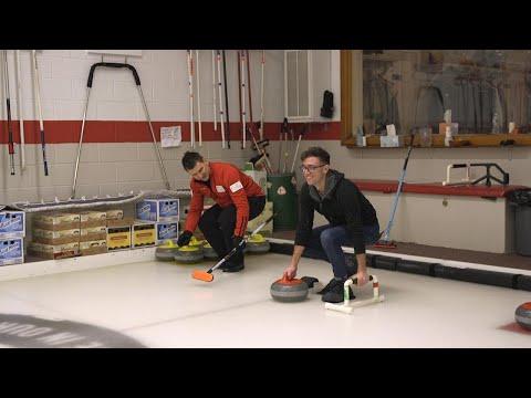 The Sport of Curling Is Harder Than It Looks: 'You Look Like a Washerwoman'