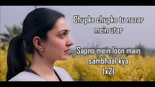 yeh-aaina-kabir-singh-shreya-ghoshal-shahid-kapoor-kiara-advani