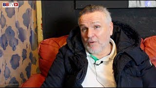 PETER FURY 1ST DAY BACK IN CAMP TALKS PULEV REMATCH FOR HUGHIE, WILDER-FURY, & MORE