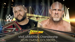WWE Fastlane 2017 - Card predictions - HD