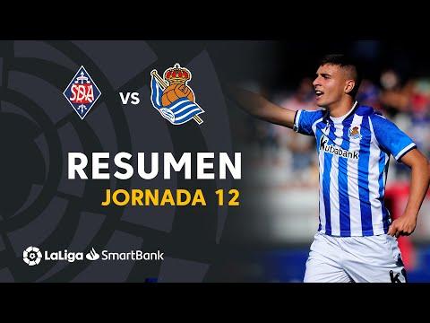 Amorebieta R. Sociedad B Goals And Highlights