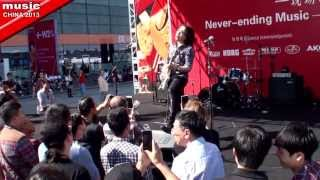 Classic Medley - Kelly SIMONZ @ MUSIC CHINA 2013
