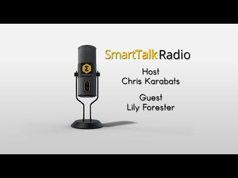 SmartTalk Radio E12 - Lily Forester of the SmartCash Outreach One Hive Team