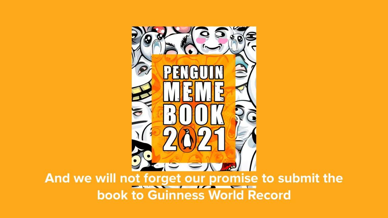 Penguin - Memes Book