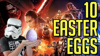 10 Easter Eggs in The Force Awakens