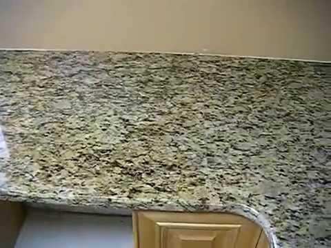 Santa Cecilia Granite Countertops Charlotte NC