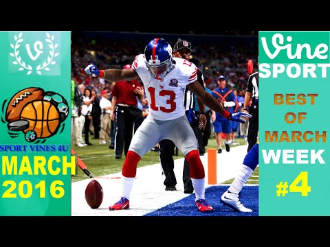 Best Sports Vines 2016 - MARCH Week 4 | w/ Title & Song's names