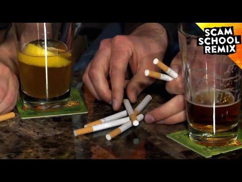 A Cigarette Stacking Stumper