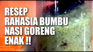 Video Bumbu Nasi Goreng | Resep Rahasia Wenakk download MP3, 3GP, MP4, WEBM, AVI, FLV Oktober 2018
