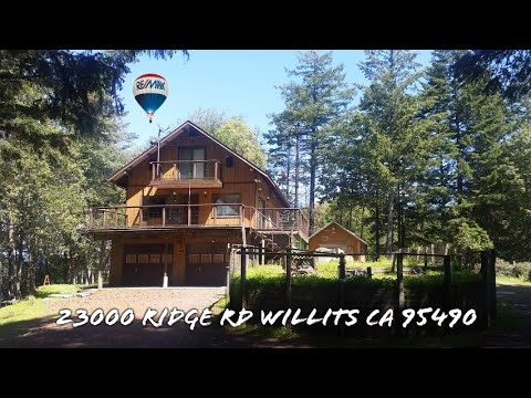 2300 Ridge Rd Willits CA 95490