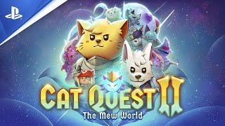 Cat Quest Ii | The Mew World Update | Ps4