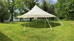 History of Tents For Rent