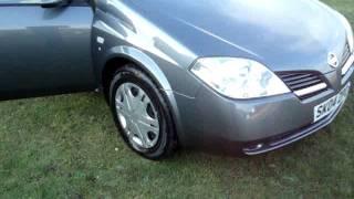 Used Nissan Primera S TD 5dr,2.2,5dr,46 mpg,lovely car...... for sale in Middlesborough Cleveland