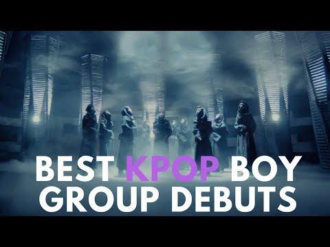 [TOP 27] BEST MALE KPOP GROUP DEBUTS