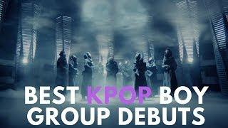 Video [TOP 27] BEST KPOP BOY GROUP DEBUT SONGS download MP3, 3GP, MP4, WEBM, AVI, FLV Mei 2018