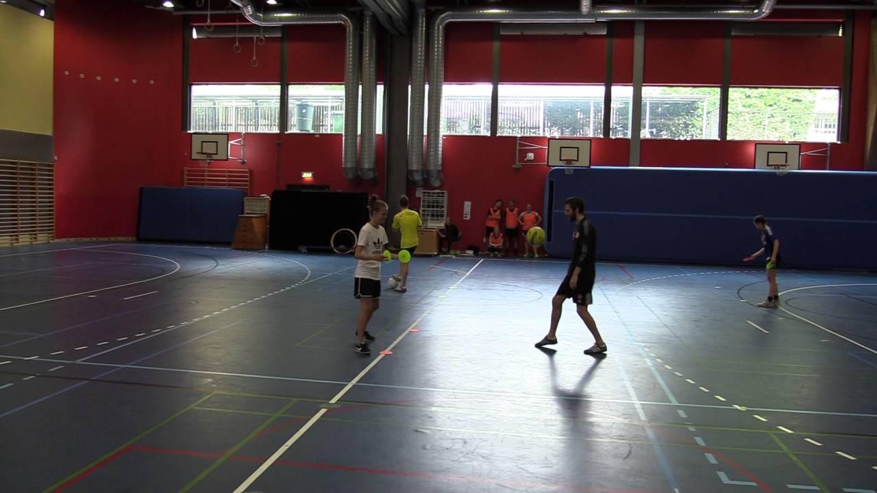 Del 2 - Læreruddannelsen - Idrætseksamen 21-06-2016 - Gruppe 1