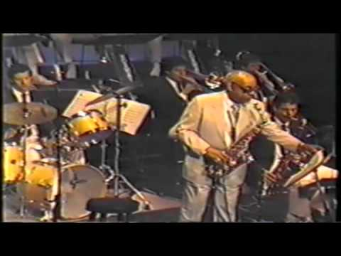 Souvenir Benny Carter and the Chip Hoehler Big band