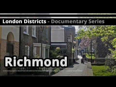 London Districts: Richmond (Documentary)