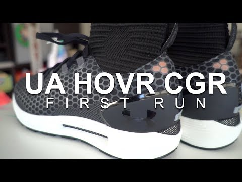 Under Armour Hovr CGR Mid - First Run