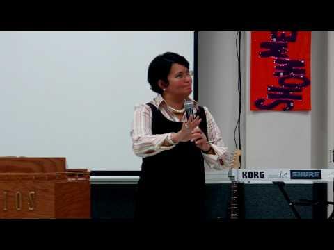Pastora Maggie Rodriguez en Baltimore Maryland [Dios de Pactos]