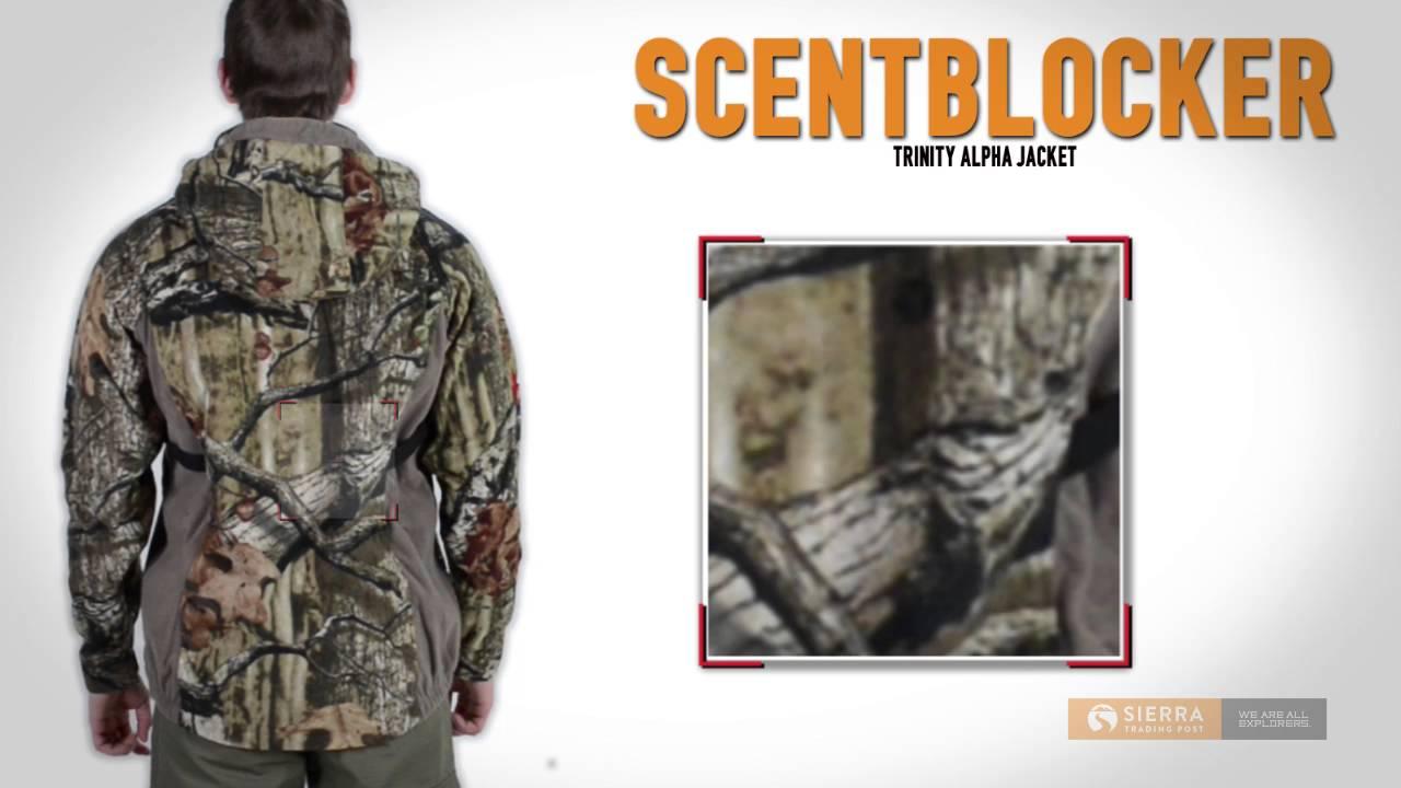 00d82daeff019 ScentBlocker Trinity Alpha Jacket (For Men) - YouTube