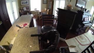 Guzzie+guss G+g201 Perch Hanging High-chair