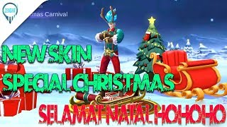 SKIN GORD CHRISTMAS CARNIVAL ! WORTHED !! YOYOYOOW SELAMAT NATAL GAES