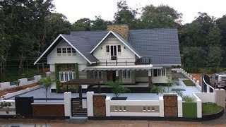 Cute Stunning Modern Double Floor House 1200 Sft   Elevation   Interiors   Design