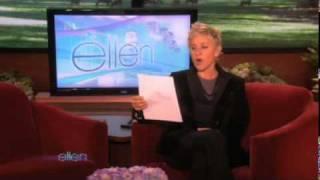 Ellen Scares Her Staff AGAIN LOL thumbnail