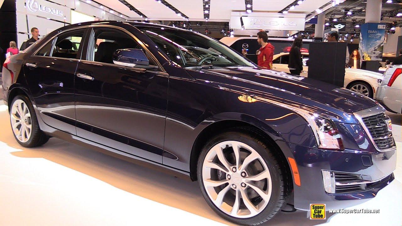 Cadillac Ats4 2.0t - Auto Express