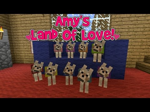 Amy's Land Of Love! Ep.149 MOVIE NIGHT! | Minecraft | Amy Lee33