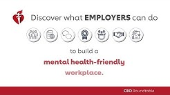 Actionable Strategies for Employers to Build a Mental Health-Friendly Workplace