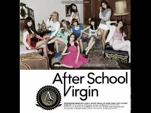 After School- Shampoo audio [with album download].mp4