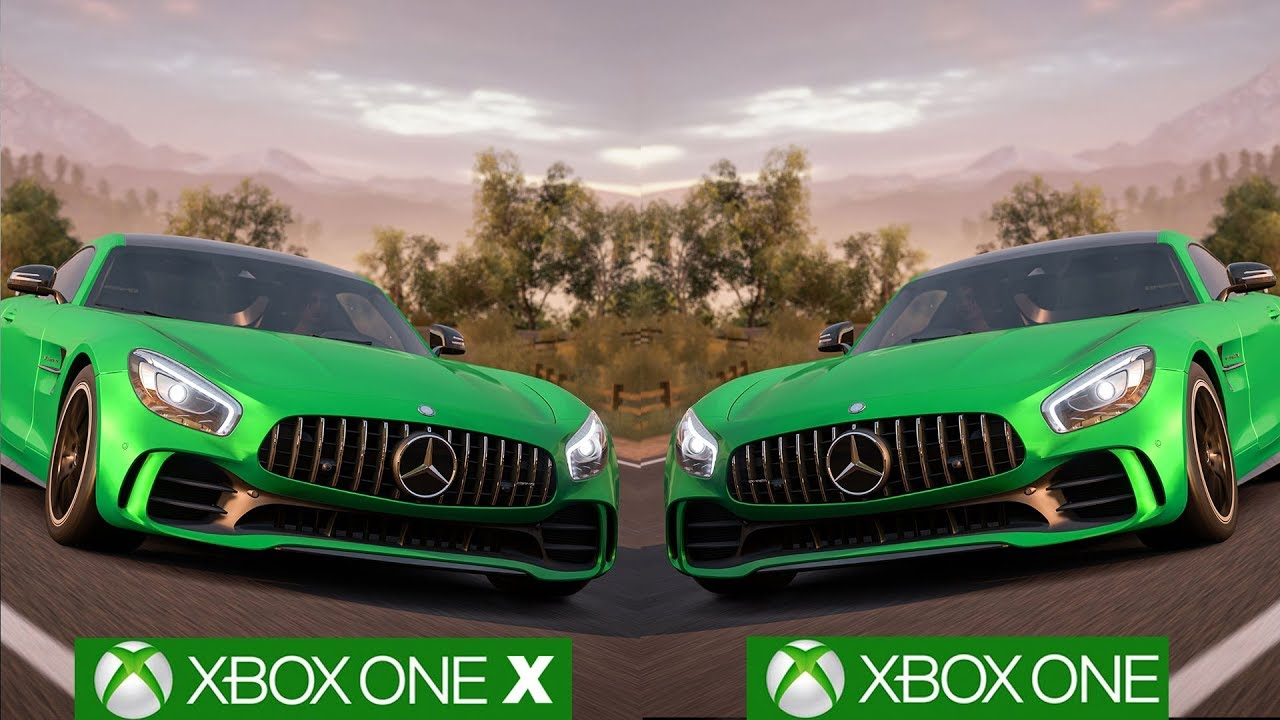 forza horizon 3 xbox one x vs xbox one graphics. Black Bedroom Furniture Sets. Home Design Ideas