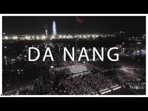 DJ Oxy in Countdown 2015 Danang, Vietnam