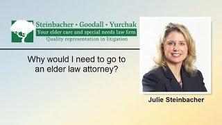 I need an Elder Law Attorney | Williamsport PA | Steinbacher, Goodall & Yurchak