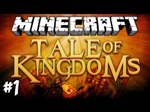 Tale of Kingship Mod: Minecraft Tale of Kingdoms Sequel Mod Showcase!