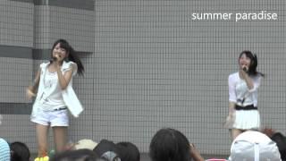 ジオライブvol.17 in アセアンフェスティバル2013 1.summer paradise 2,...
