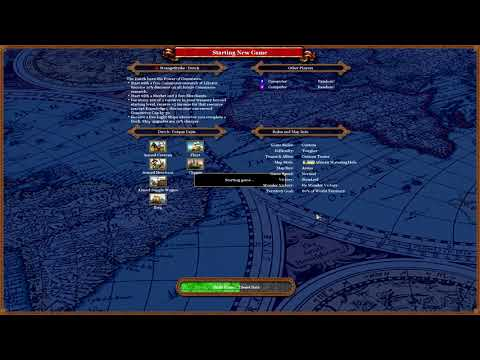Rise of Nations - 1v2 Toughers