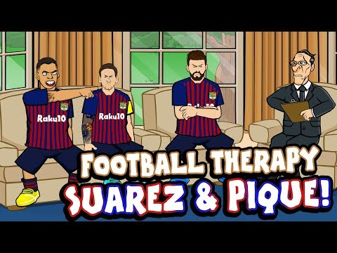 ⏱️Suarez & Pique -FOOTBALL THERAPY!⏱️ Barcelona 3-4 Real Bet