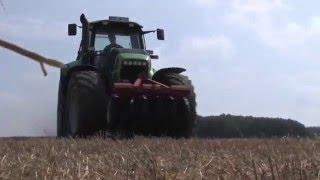 TraktorTV Folge 41 - Ballenpressen mit einem Deutz Agrotron X720