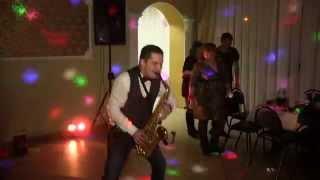 Золотой саксафон Тюмени   Роман Салдин h264 1080p