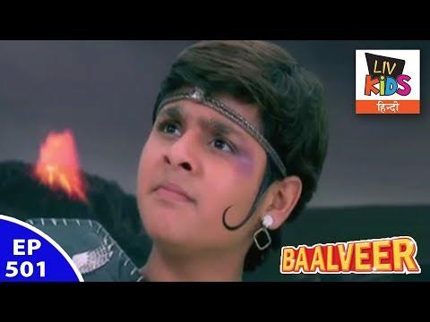 Baal Veer - बालवीर - Episode 501 - Balveer Fights Maha Bhasma Pari
