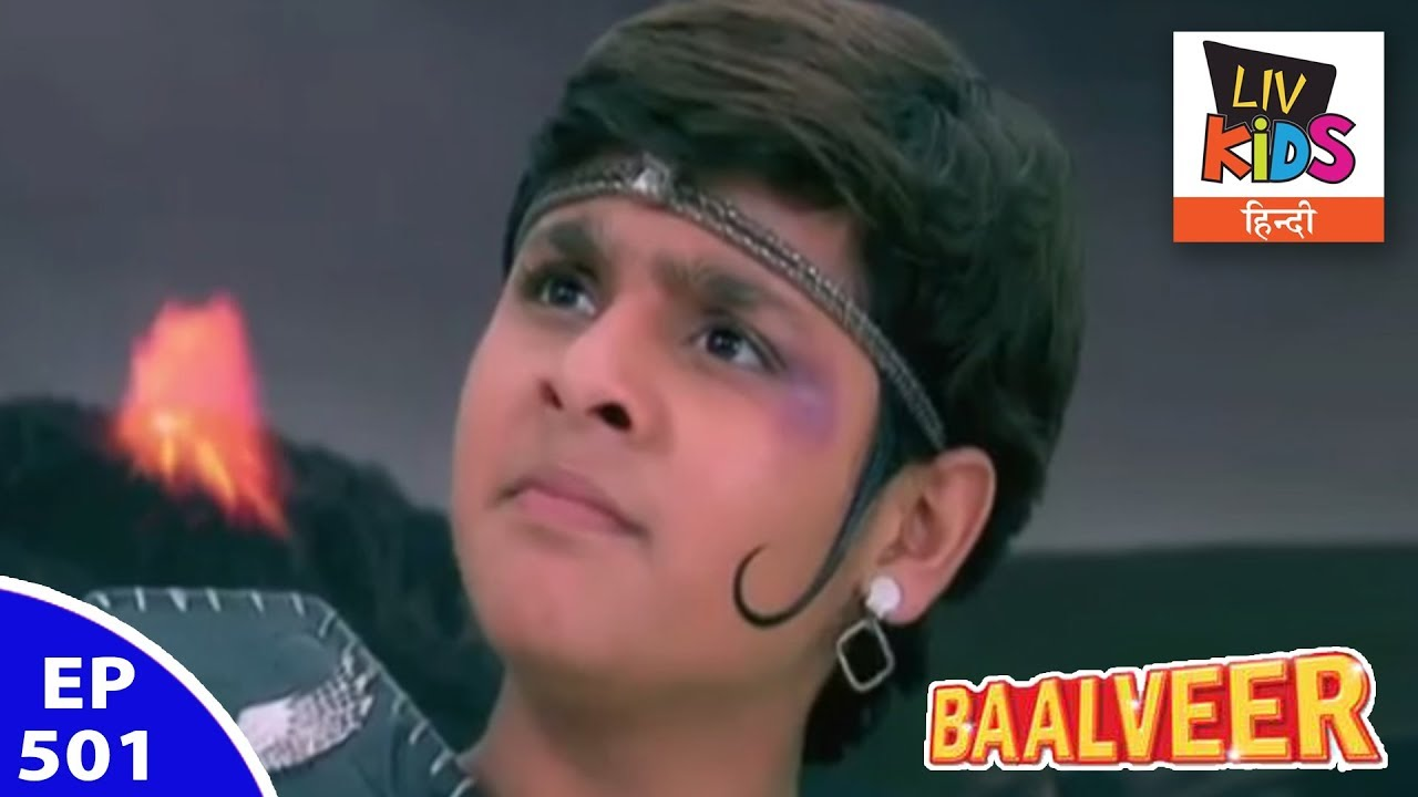 Baal Veer - बालवीर - Episode 501 - Balveer Fights Maha Bhasma Pari