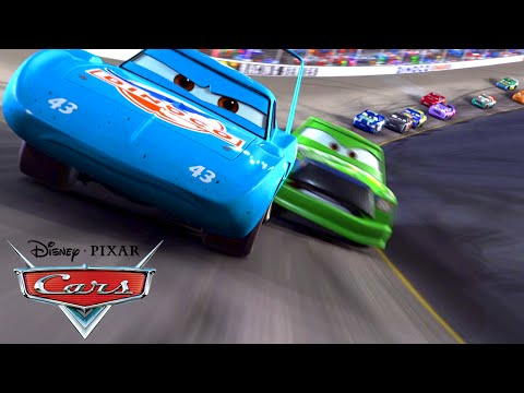 CARS - THE KING DINOCO PISTON CUP - EL REY - O REI - SPECIAL VIDEO FOR MY +6300 SUBS