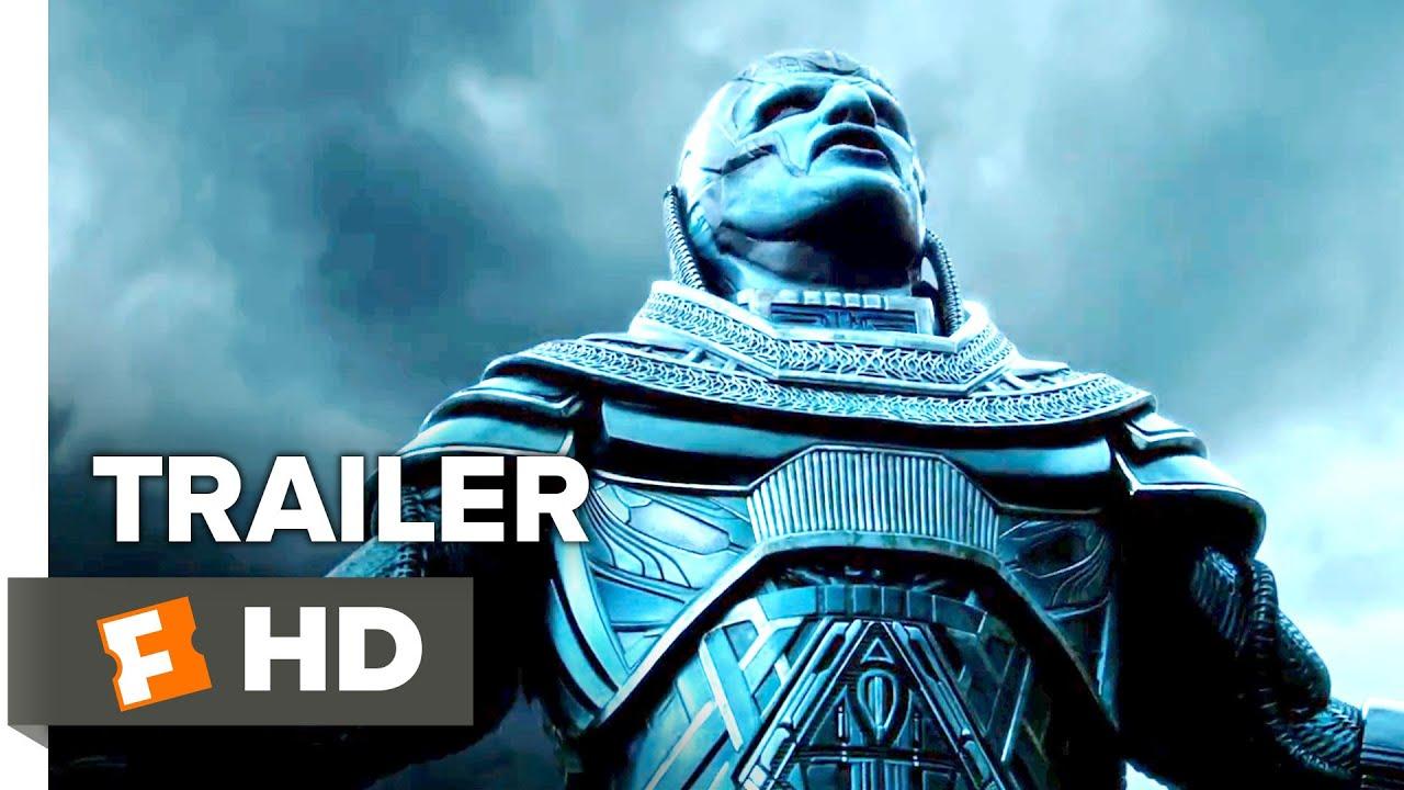 x men apocalypse official trailer 1 2016 jennifer lawrence michael fassbender action. Black Bedroom Furniture Sets. Home Design Ideas
