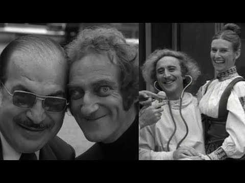Young Frankenstein interviews - Gene Wilder, Marty Feldman & Cloris Leachman